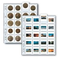 Coin collector page