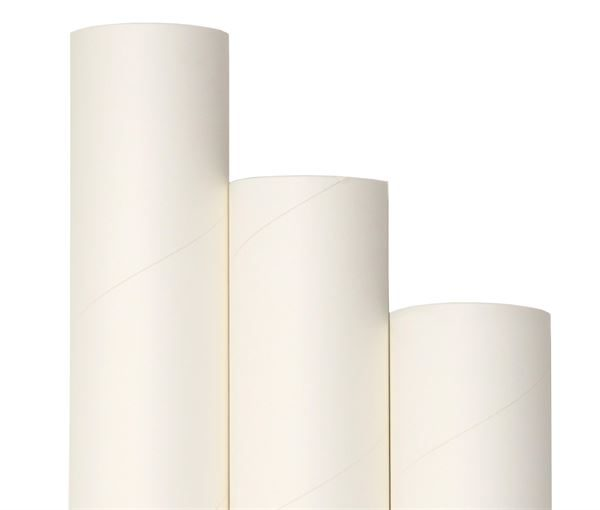 Archival Storage Tubes - 76mm Diameter (3 Lengths   up to 2100mm)