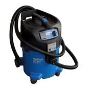 Wet and dry vacuum with adjustable suction