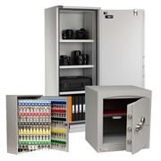 safes, key cabinets and secure storage