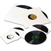 Phonograph Record Storage Sleeves and Envelopes