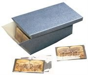 stereoscopic  card storage box