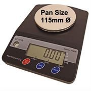 High precision weighing balance