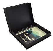 Archival 4 ring binder box - A3