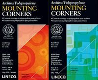 large mounting corners