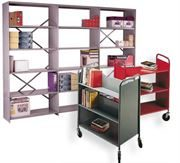 Shelving and cabinets