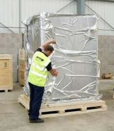 moistop wrapping moisture barrier foil