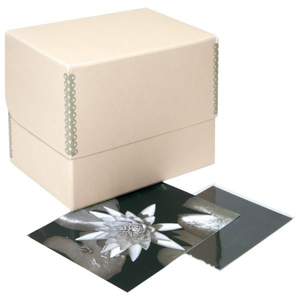 799-0455 etc Negative Print Clamshell Lid Box