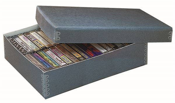 Audio Cassette Storage