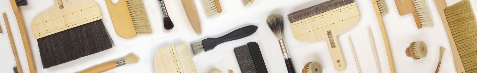 Conservation Brushes