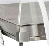 Suction table top
