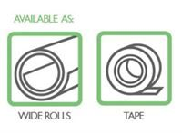 Beva Film - Available as tape or wide roll